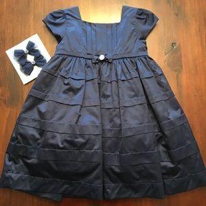 Gymboree Classic Dressy Blue Dress